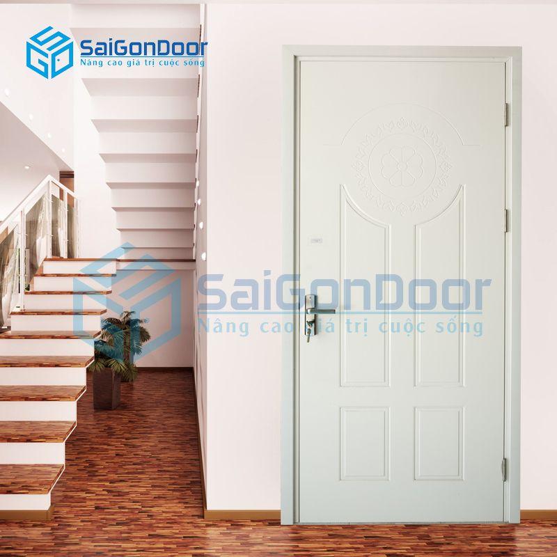 Cửa nhựa cao cấp phòng ngủ SYA.449-A04