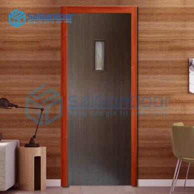 Cửa nhựa giả gỗ cao cấp chất lượng SYA.457-A03